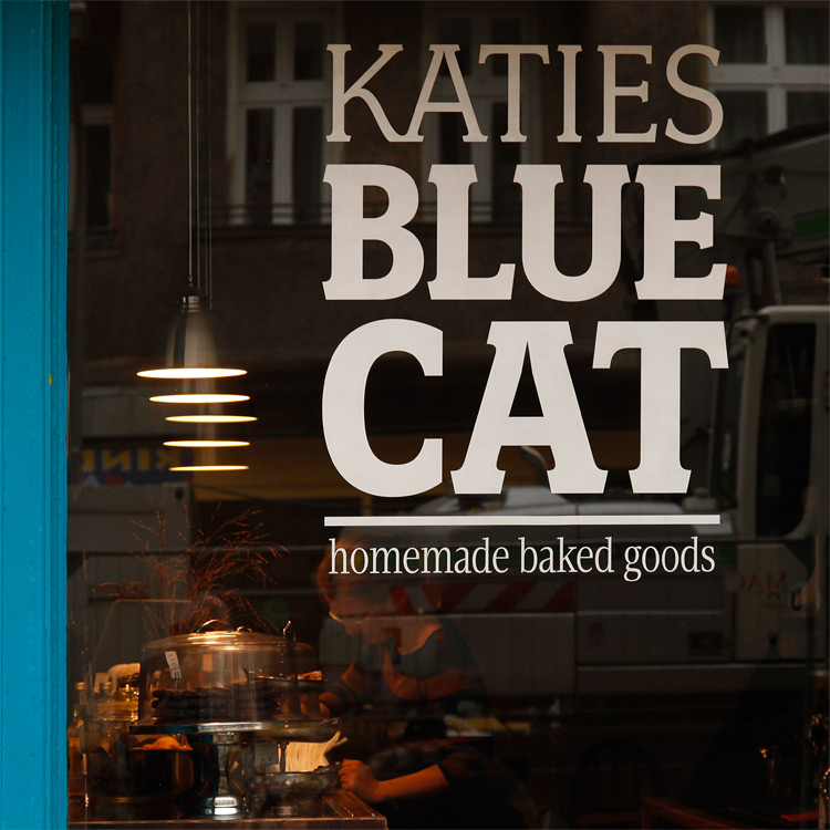 Katies Blue Cat